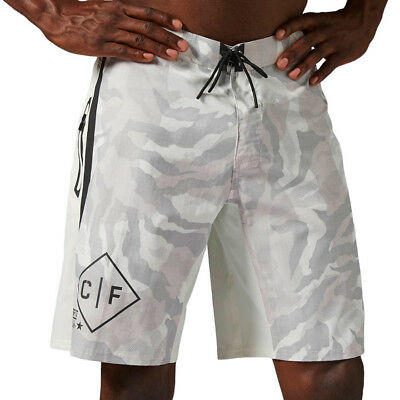 Reebok CrossFit Super Nasty Tactical White Camo Board Shorts Training Gym 31723cba571
