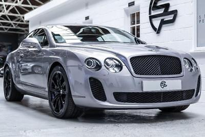 2011 Bentley Continental 6.0 GT Supersports 2dr