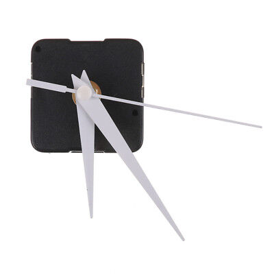 White Spindle Hands Quartz Clock Movement Mechanism DIY Repair Tool CraftBIN