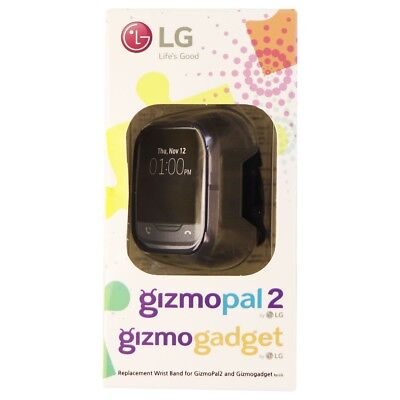 LG OEM Replacement Band for GizmoPal 2 and GizmoGadget - Dark Blue
