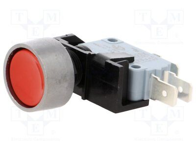 DPST 1660.0202 Switch: push-button Positions:2 green 16A//250VAC green
