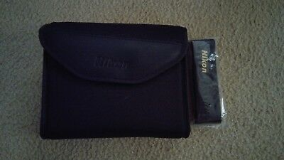 Nikon binoculars soft case only Aculon a211 8 x 42 brand new