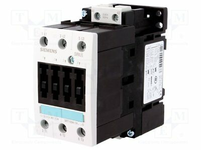 Contactor:3-pole; 230VAC; 32A; NO x3; DIN, on panel; 3RT10; Size: S2 (1pcs)