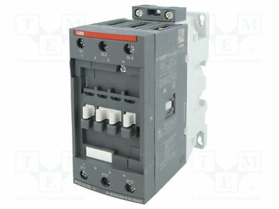 Contactor:3-pole; 24÷60VAC; 20÷60VDC; 52A; NO x3; DIN, on panel; AF (1pcs)