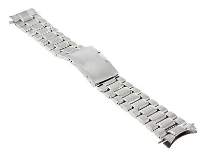 Watch Band Bracelet For Omega Speedmaster Moon Watch Stainless Steel 20Mm Top Qy