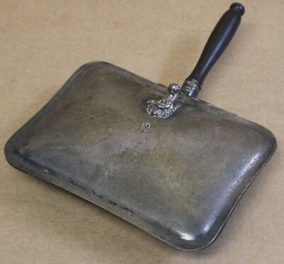 Vintage 1883 FB Rogers Silver Co Silverplate on Copper 86 Pan Lid Crumb Catcher