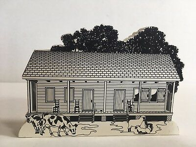 Shelia's House - ELIZA'S HOUSES MIDDLETON PLACE Charleston, SC 1997 - SIGNED