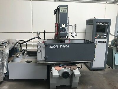 2012 Gromax ZNC EDM ZNC46-E100 (LOW HOURS)