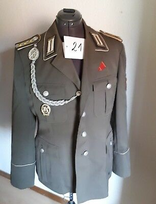 DDR-NVA Uniform  Jacke Gr. 52