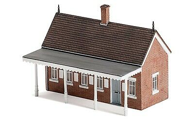 Hornby Skaledale High Brooms Platform Building R9819 OO Scale (suit HO Also)