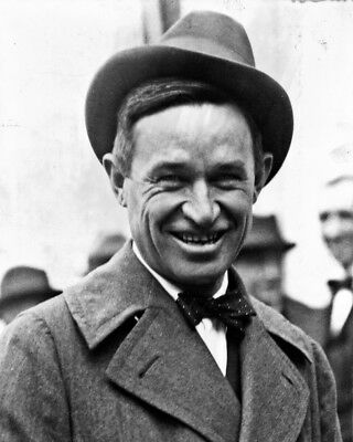 New 8x10 Photo: Film and Vaudeville Actor Will Rogers, Humorist and Cowboy