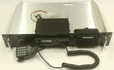 Rack Mounting For Your Ranger 2970 Series Mobile Radio With Mike & Speaker