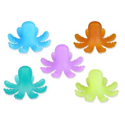 1PCS Silicone Octopus Baby Teeth Infant Stick Safety Teethers Baby Chew Toy