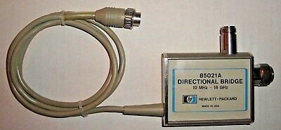 Agilent / HP 85021A  Directional Bridge (10 MHz - 18 GHz)
