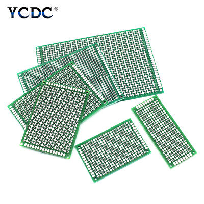 5/10Pcs PCB Printed Circuit Board Universal Proto Breadboard For DIY Projects 8