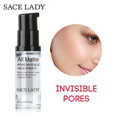 SACE LADY Face Base Makeup Liquid Matte Fine Lines Oil-control Facial Brighten