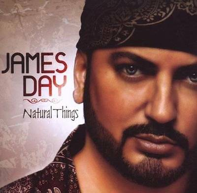 JAMES DAY Natural Things NEW SEALED CD (EXPANSION) MODERN SOUL R&B NUSOUL
