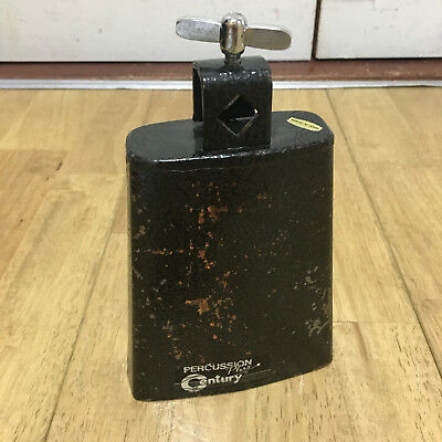 """Percussion Plus Century 5.25"""" Cowbell // Free Shipping"""