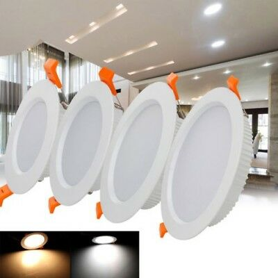 Lampadine Faretto Led Incasso 12w.Led Da Incasso Lampadario A Soffitto Armatura Downlight 3w