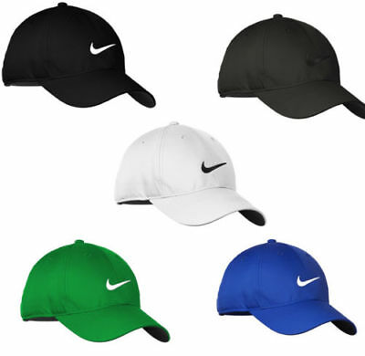 a85011807c7db6 Nike DriFit Swoosh Cap Golf Tennis Runing Baseball Adjustable Various Colors