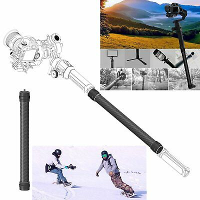 Carbon Extension Stick For DJI Ronin-S Handheld Gimbal Stabilizer Accessories