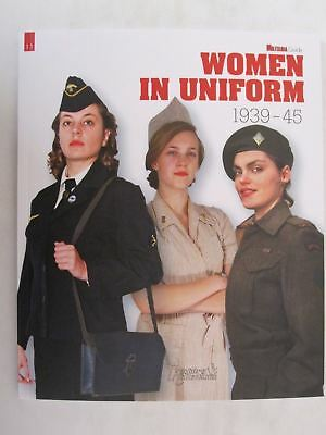 Women in Uniform - 1939-1945 - World War II, US, Germany, UK, France, USSR