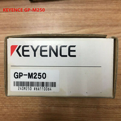 Keyence Gp-M250 New In Box