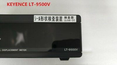 KEYENCE LT-9500V tested and used in good condition