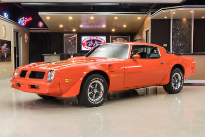 Pontiac Firebird Trans Am Rotisserie Restored Trans Am! Pontiac 455ci V8, T10 4-Speed Manual, PS, PB, Disc