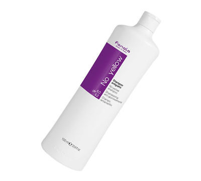 Fanola No Yellow Shampoo Blondes Haar 1000 Ml