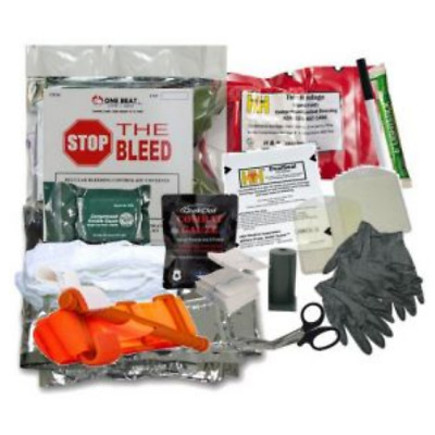 One Beat CPR Advanced Bleeding Control Kit - Vacuum Wrapped - BK-OBC-AK