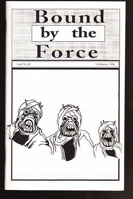 Rare Bound By The Force Newsletter Forces Of The Empire 1996