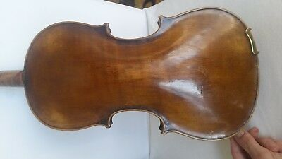 violino -- old violin + case + bow