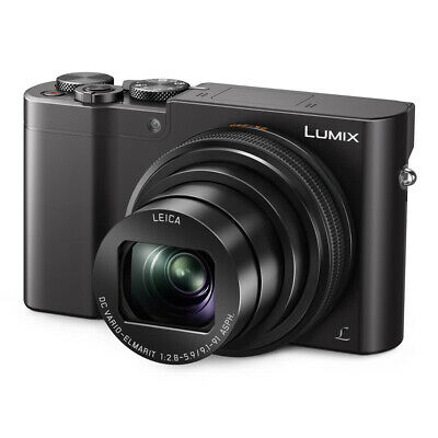 New Panasonic - DMC-TZ110 Black - Lumix Digital Camera