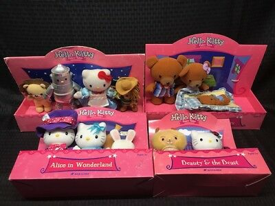 Hello Kitty - Sanrio - Group of Fairy Tales - 4 - Pre Owned / New