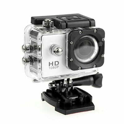 2.0 inch 1080P Ultra HD Sports Action Camera DV Under 30M Waterproof Camcorder