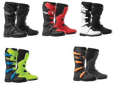 2019 Thor Motocross Offroad Dirtbike Blitz XP Boots - Pick Size / Color