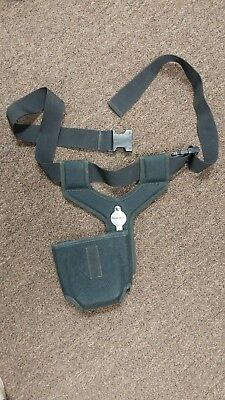 Used Intermec CK31 Large Scanner Holder Waist Holster with Buckle