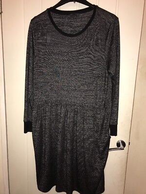 Stunning Marks And Spencer Dress Size 22 Offered In Excellent Condition