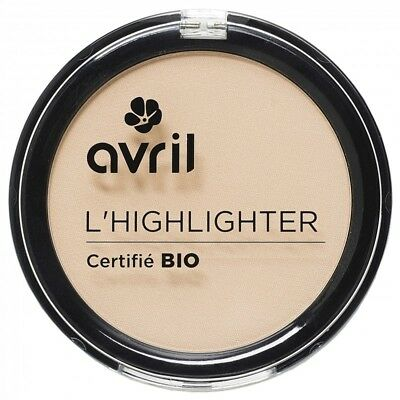 Enlumineur/highlighter AVRIL bio, vegan, cruelty-free NEUF