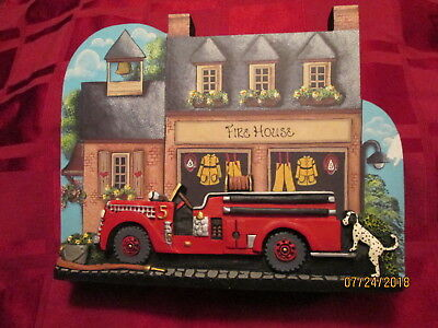 Brandywine Wood crafts Inc.  - The Fire house