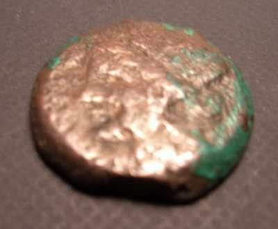 Rare Ancient Greek Coin  Carthage 20mm North Africa Bronze