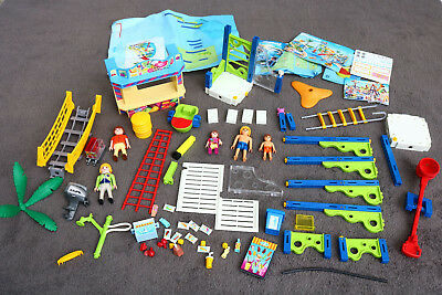 Huge Lot Playmobil Parts People And Accessories Mixed Wholesale