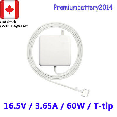 """60W Charger Adapter For APPLE Macbook Pro 13"""" Retina A1502 A1435 Power Supply"""