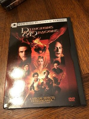 Dungeons & Dragons (DVD, 2000)