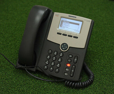 CISCO Small Business SPA502G 1 Line IP Phone With Display - 1 YEAR WARRANTY/ INV