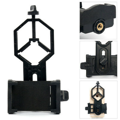 Universal Cell Phone Adapter Mount - Compatible with Binocular Monocular CANADA