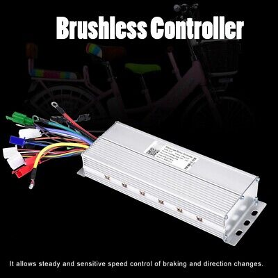 24V/36V/48V 250W/350W Motor Speed Controller + LCD Panel Electric Bike E-Bike GL