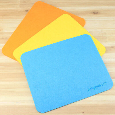 Mousepad Anti-Slip Felt Wrist Rests Mice Mouse Pad Mats for Gaming Laptop AU