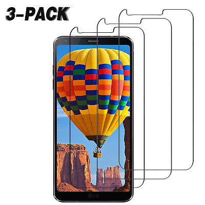 Premium Tempered 9H Hardness 2.5D PET [Soft Edge Hybrid] Glass Film For LG G6 G5